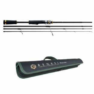 Major Craft Benkei BIS-664ML Travel Rod